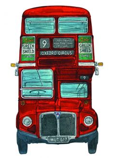 Routemaster+by+Barry+Goodman