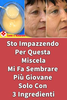Questa fantastica maschera ti aiuterà a rimuovere efficacemente rughe viso. Face Treatment, Skin Treatments, Relleno Facial, Healthy Skin Tips, Healthy Beauty, Face Wrinkles, Younger Skin, Sagging Skin, Wrinkle Remover