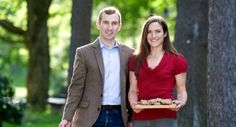 The founders of 88 Acres, gluten-free, nut-free, non-GMO, organic snacks and granola.