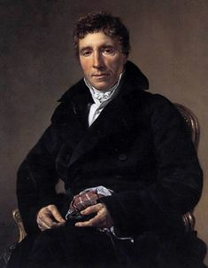 Sieyès in 1817, painted by Jacques-Louis David