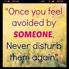 Move on.  Good advice.