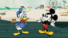 5 Lessons from the New Mickey Mouse Short
