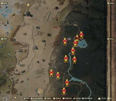 All Power Armor Locations In Fallout you can find Power Armor Frames abandoned in various places in the world - from locked up sheds to military installations and the darkened interiors of Fallout Facts, Fallout Meme, Video Games, Geek Stuff, Gaming, War, Random Things, Everything, Geek Things