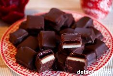 Homemade Troika is usually the confectionery … – pastry types Xmas Food, Christmas Desserts, Christmas Treats, Christmas Baking, Christmas Cookies, Yummy Drinks, Yummy Food, Candy Cakes, Recipes From Heaven