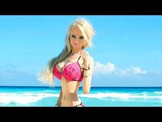 Human Barbie Is Real... Racist, Weird & Angry At Kids (+playlist)  Crazy girl alert trying to get you to follow her...BEWARE.