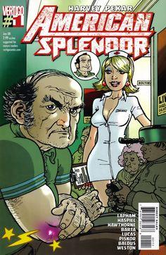 American Splendor (2008) Issue #1 - Read American Splendor (2008) Issue #1 comic online in high quality