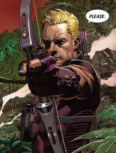 Hawkeye by Jerome Opeña