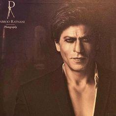 SRK's killer look  for the Daboo Ratnani's calendar 2018.