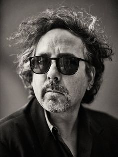 Tim Burton. The man