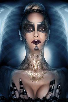 Photographer: Ramidiablo Kerpelman Makeup/Model: Elena Fiashkin