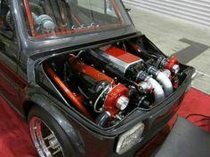 Fiat 126 swap turbo