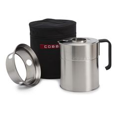 COBB KETTLE WITH STAND, CARRY BAG & 2 CUPS
