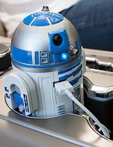 Star Wars R2D2 USB Car Charger