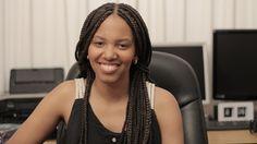Director of Youngpreneur, Indira Tsengiwe