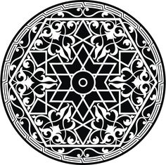 Image detail for -Islamic Ornament | Vectorific