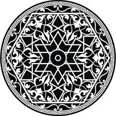Image detail for -Islamic Ornament | Vectorific
