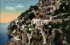 Amalfi Campania, Grand Hotel del Cappuccini,