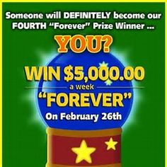 Image result for pch Forever Sweepstakes