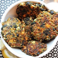 Lentils are a powerhouse of nutrition. Try this really great meat-free alternative recipe loaded with dietary fibre, protein, folate and iron.