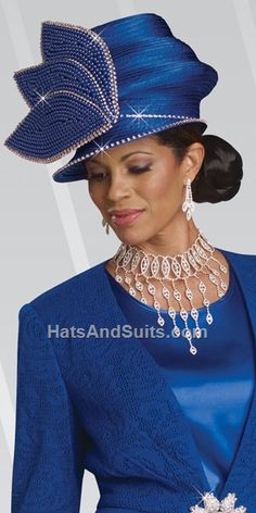 DonnaVinci Couture HATS Style H13129 Spring & Summer 2016