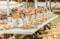 Imagine getting married on a beach, bold culinary experiences, and romantic adventures. Plan your destination wedding in Mexico at our all inclusive resorts. All Inclusive Resorts, Summer Colors, Getting Married, Florals, Destination Wedding, Table Settings, Mexico, Table Decorations, How To Plan