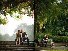 piedmont park atlanta weddings | Sneha and Duncan – Piedmont Park Engagement Session