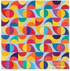 Zen Chic quilt pattern featured in Quilts from Quiltmaker's 100 Blocks, Fall '14