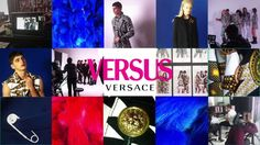 Colorful Commercial Versus Versace - Watches Collection 2013