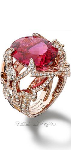 Rosamaria G Frangini | High Red Jewellery | l Regilla ⚜ Una Fiorentina in California