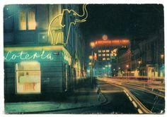 Warszawa róg Foksal i Nowego Światu Poland People, Retro 2, Corpse Bride, City Aesthetic, Back In Time, Gto, Warsaw, Illusions, Barcelona