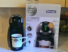 Bonggamom Finds: Nescafe Dolce Gusto Genio review and giveaway