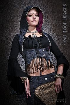 This would be good for outdoor belly dance, like at Burning Man.