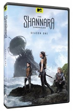 Available in: DVD.Based on the book series by Terry Brooks, The Shannara Chronicles tells the epic story of an Elven princess, a bandit, and a Elfstones Of Shannara, Shannara Series, Ivana Baquero, Shannara Chronicles, Epic Story, Paramount Pictures, Smallville, Fantasy Series, Upcoming Movies