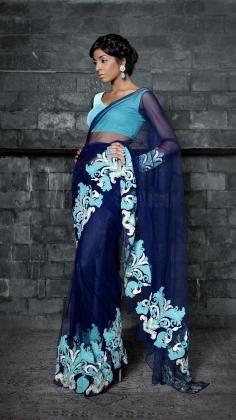 Indian Sarees, Saris | Strandofsilk.com - Indian Designers