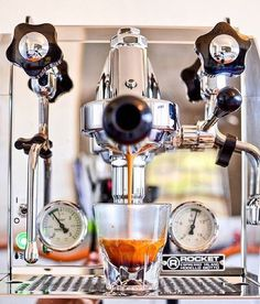 Espresso Machine | Rocket