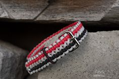Braided dog collar