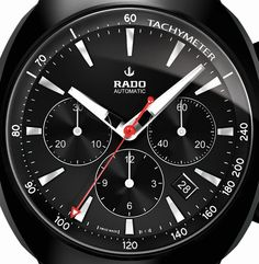 Rado D-Star Basel Special 2011 Watch