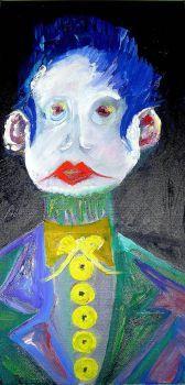 Harlequinade 2 Artist: Heckel, Ulla Artwork title: Harlequinade 2 Price: $300