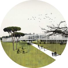 Gallery of Openact Architecture Envisages Ecologically-Driven Research Park As Bandirma's Future Hub - 4