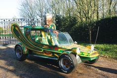 George Barris Custom Cars   Whacky Custom Cars For Sale In The U.K.