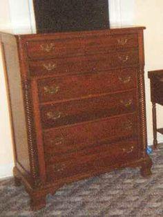 RARE 4piece 1940s Consider H Willett Bedroom Set Bedrooms