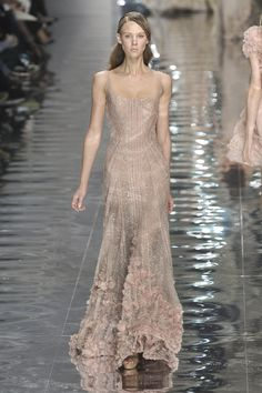 Elie Saab at Couture Fashion Week Spring 2010