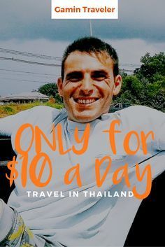 Travel Thailand in a Low Budget ($10 a Day)