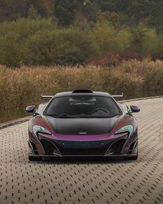 McLaren 688HS MSO