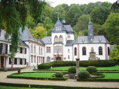 Dagstuhl Castle ~ Wadern ~ Saarland ~ Germany