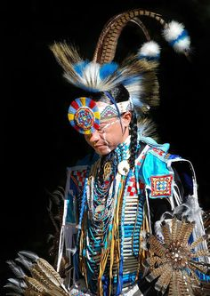 Native American Indian Brother