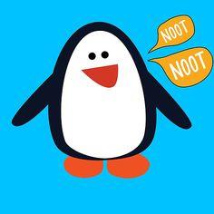 Noot Noot Penguin Tee