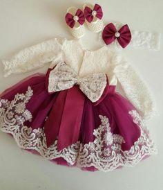 Super Ideas For Baby Girl Dresses Fancy Newborn Baby Girl Dresses Fancy, Baby Girl Dress Patterns, Girls Pageant Dresses, Baby Dress Design, Flower Girl Dresses, Baby Dresses, Baby Girl Gowns, Fashion Kids, Toddler Dress
