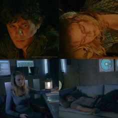 parallels...bellarke is REAL