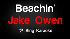 Jake Owen - Beachin' Karaoke Lyrics - Tap the link to see the newly released collections for amazing beach bikinis & Jewelry! :D